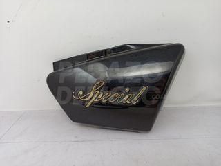 Tapa lateral Yamaha SR 250 1981 - 2014