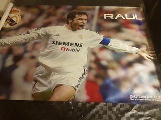 lote Raúl Real Madrid
