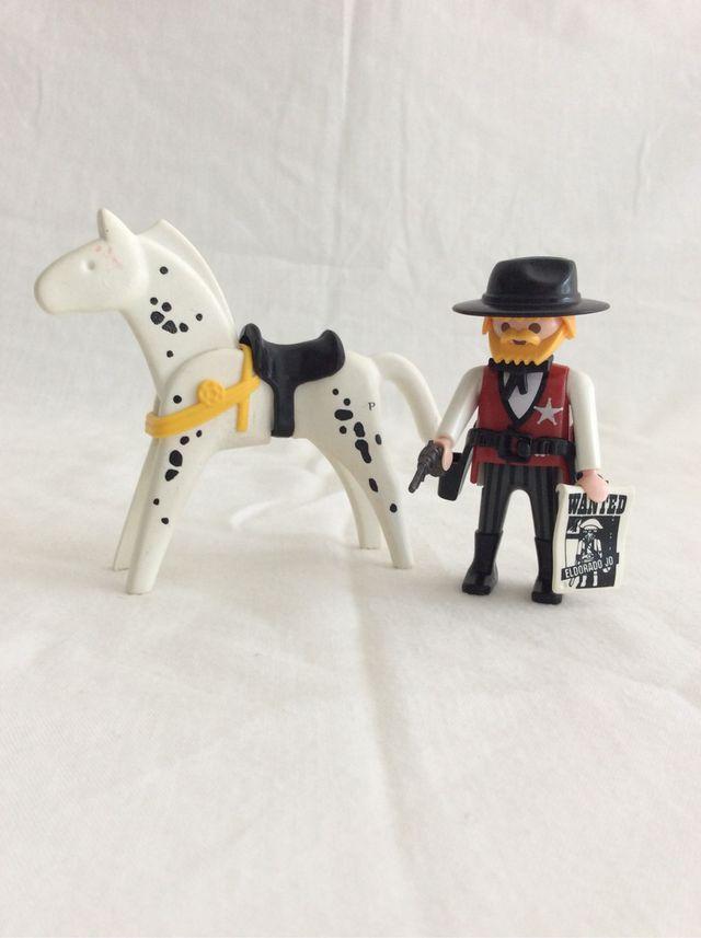 Sheriff, Playmobil
