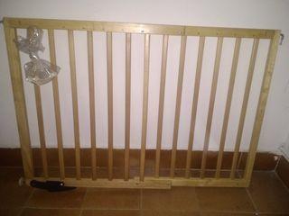 valla para escalera