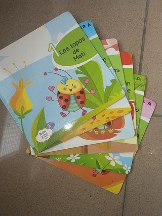 libros infantiles Edebe 2 años