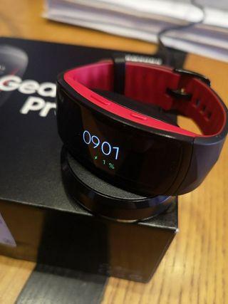Pulsera Smartwatch Samsung Gear Fit 2 PRO