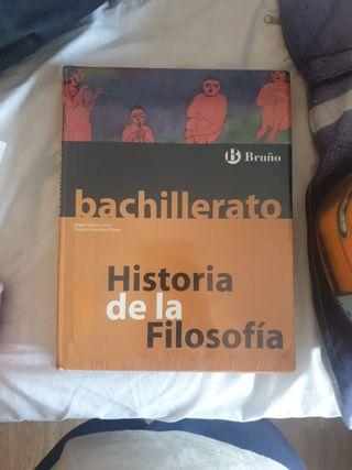 libro de filosofía bachillerato + cuadernillo
