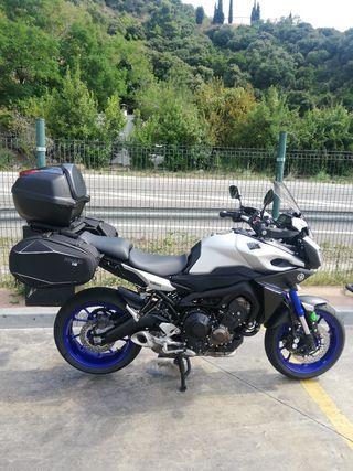 Yamaha Tracer mt 09 2015 26.000kms