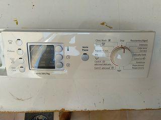 Panel frontal lavadora Bosch WAE24463EP