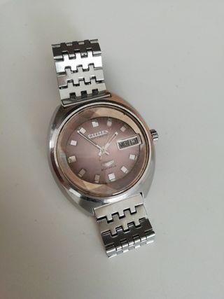 reloj automático Citizen Parawater
