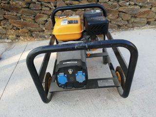 Generador eléctrico, grupo electrógeno