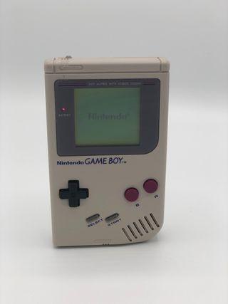 GameBoy - Años 80