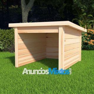 Cobertizo para cortacésped madera maciza de pino 9