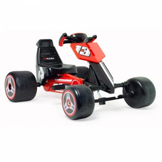 kart a pedales metálico Go-Kart Cobra