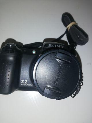 cámara de foto sony sony DSC-H5