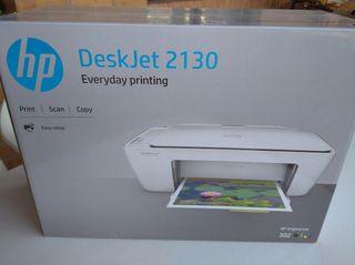 Impresora scanner HP DeskJet 2130