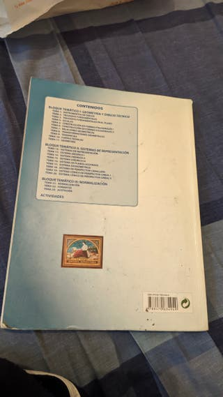 Libro de Dibujo Técnico de 1 Bachillerato