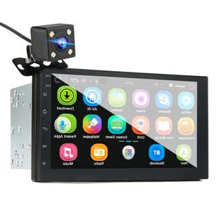 "Radio 2din coche con Android de 7""Wifi Bluetooth"