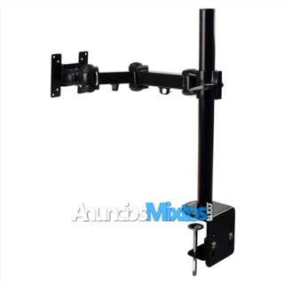 Soporte de mesa para monitor LCD negro 45 cm