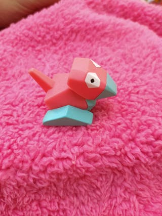 Pokémon Figura Porygon Pocket Monsters Bandai