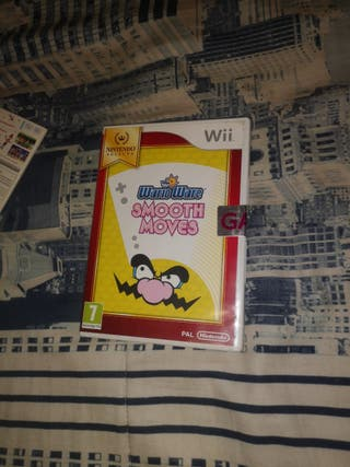 Wario Ware Wii