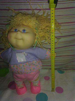 Muñeca repollo cabbage patch kids