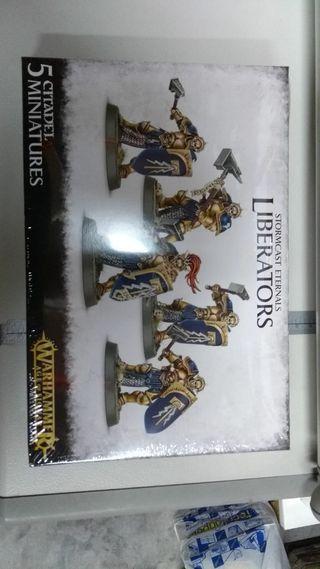 Warhammer Stormcast Eternal Liberators