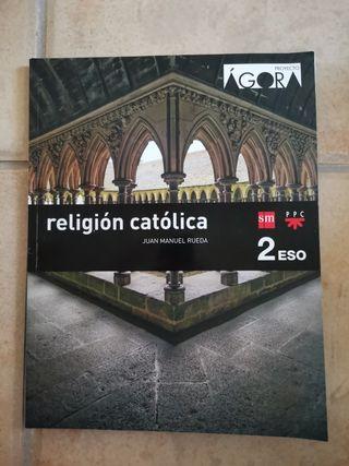 religión católica 2° ESO