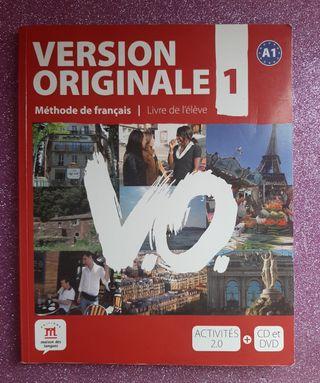 Version Originale 1-Livre de l'élève (francés)