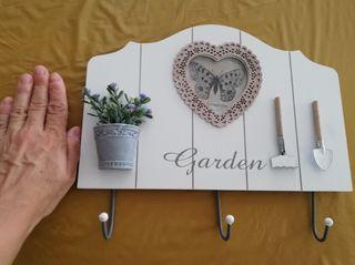 perchero jardín NUEVO