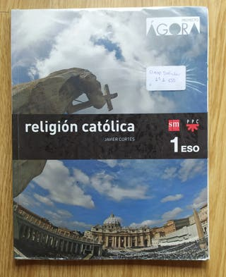 Libro de Religión Católica 1°ESO