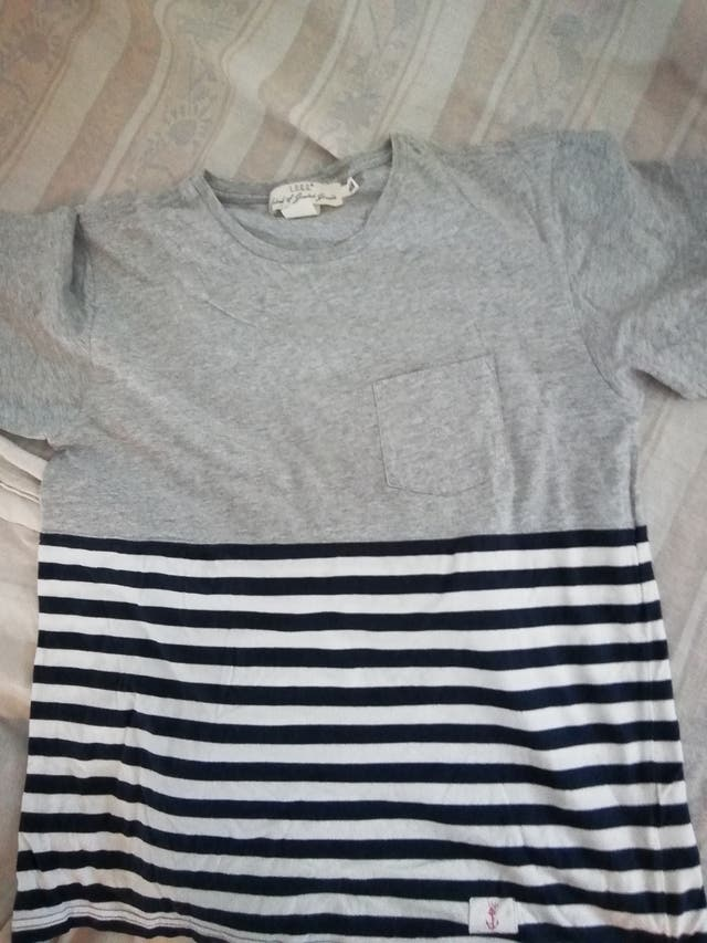 lote de 2 camisetas