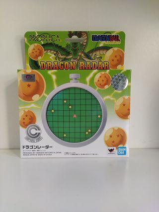 Dragon ball radar replica oficial Bandai