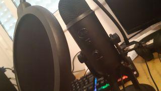 Blue Yeti Microfono Gamer