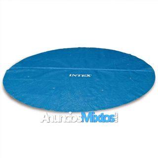 Cubierta solar para piscina redonda 549 cm 29025