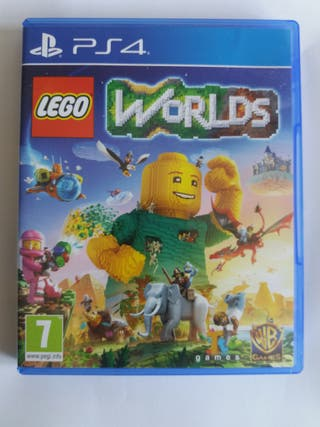 Lego Worlds para PS4