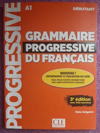 Grammaire progressive du Français-Débutant (A1)