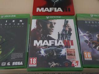 juegos Xbox One precintados