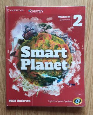 Libro de Inglés Smart Planet 2 workbook