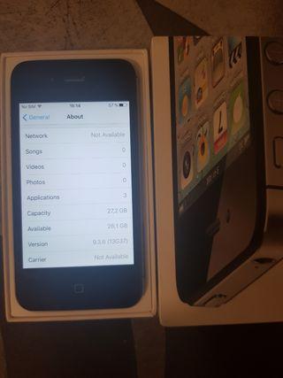 iphone 4s 32gb Oferton!
