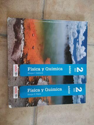 Libros Física y Química 2°ESO