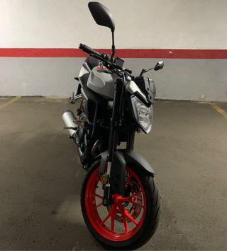 Yamaha MT-125 2019 Seminueva