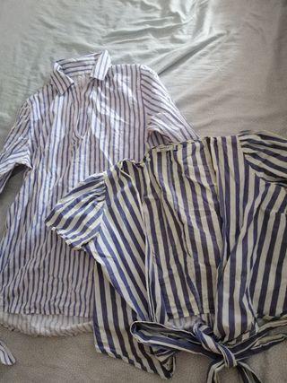 camisas pack