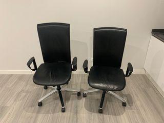 3 sillas de Despacho