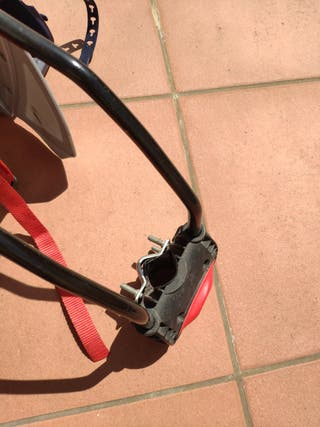 Silla bici para niños