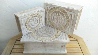Set de 3 cajas *Nuevo*
