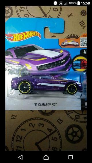 '10 Camaro SS Hot wheels