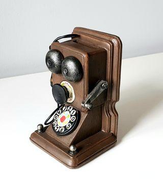 Teléfono decoración