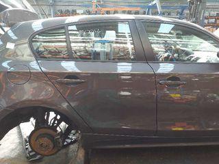 2655656 Puerta trasera derecha BMW SERIE 1 BERLINA