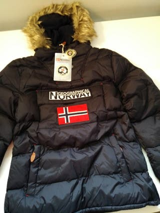 GEOGRAPHICAL NORWAY TALLA M NEGRO
