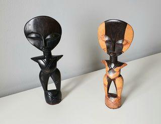 Figuras Artesanía madera