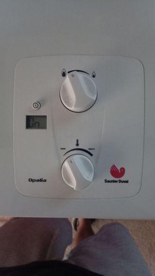 Calentador Gas Natural SAUNIER DUVAL OPALIA TF14 E