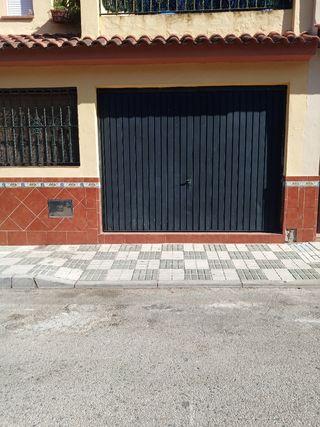 """puerta de garaje abatible""""100€"""""""