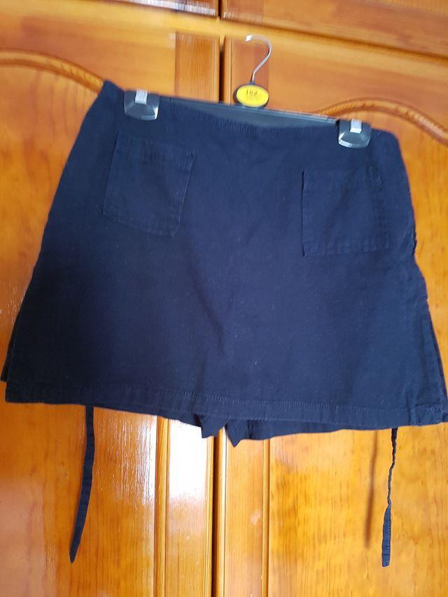 falda pantalón de Zara 5 euros!!!
